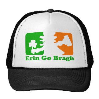 Leprechaun Insignia: Erin Go Bragh Cap