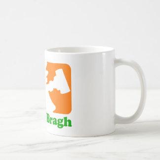 Leprechaun Insignia Erin Go Bragh Coffee Mugs