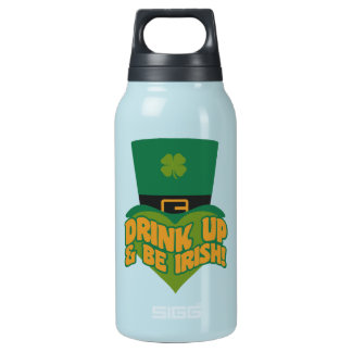 Leprechaun Insulated Water Bottle
