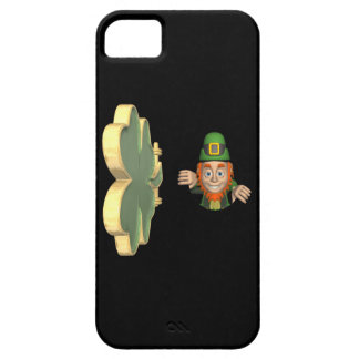 Leprechaun iPhone 5 Cases