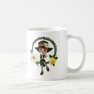 Leprechaun Kelly Coffee Mug