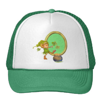 Leprechaun Luck Cap