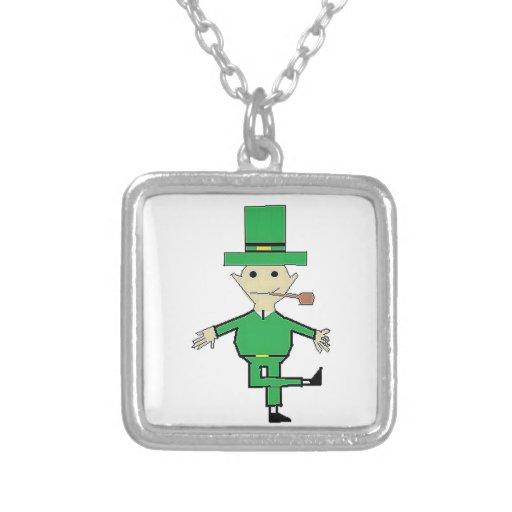 Leprechaun Necklaces