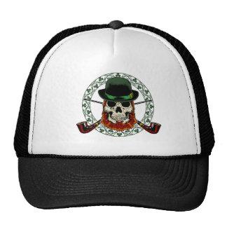 Leprechaun Skull Cap