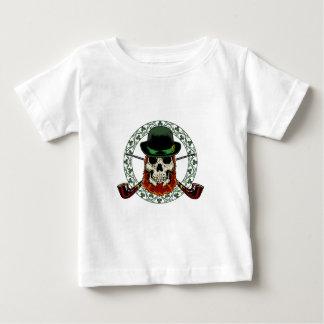 Leprechaun Skull Infant Tee