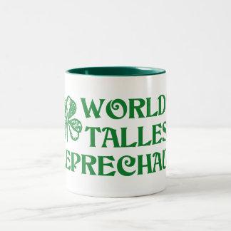 Leprechaun Two-Tone Mug