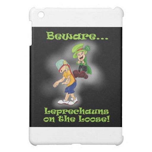 Leprechauns on the Loose! Case For The iPad Mini