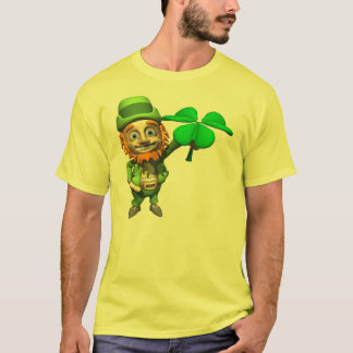 Leprechaun's Shamrock T-Shirt