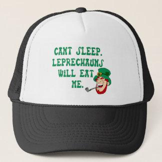 Leprechauns Will Eat Me Hat