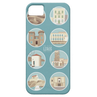 Leros monuments cover for iPhone 5/5S