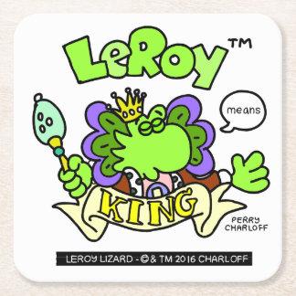 LeRoy Lizard Coasters