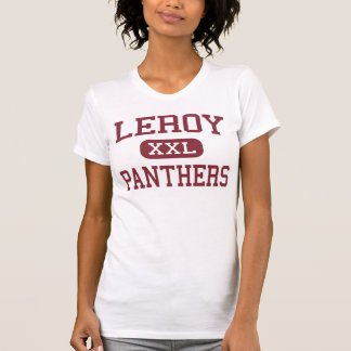 LeRoy - Panthers - Senior - Le Roy Illinois T-Shirt
