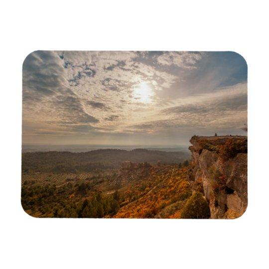Les Baux-de-Provence, France Rectangular Photo Magnet
