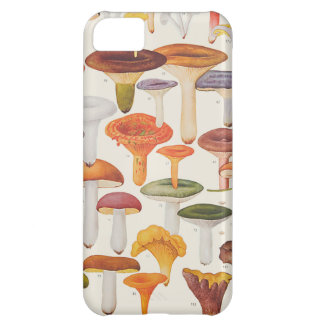Les Champignons Mushrooms iPhone 5C Case