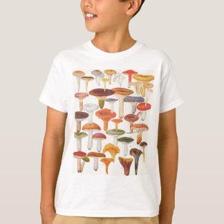 Les Champignons Mushrooms T Shirts