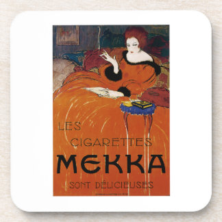Les Cigarettes Mekka Coaster
