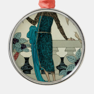 Les Colombes Familieres Christmas Ornament