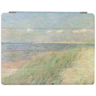 Les Dunes du Zwin, Knokke, 1887 (oil on canvas) iPad Cover