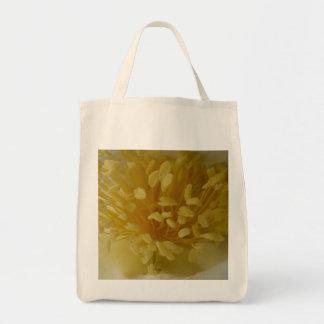Les Fleurs Series Canvas Bag