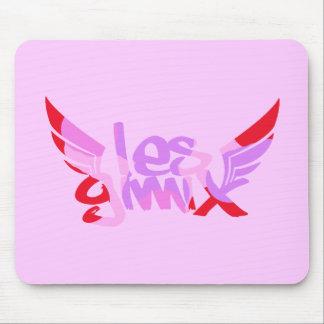 Les Gimix Mouse Pad