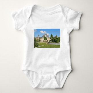 Les Halles in Paris, France Baby Bodysuit