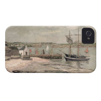 Les Huitrieres, La Trinite-Sur-Mer, Morbihan, 1912 Case-Mate iPhone 4 Cases