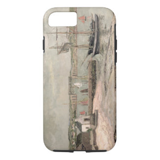 Les Huitrieres, La Trinite-Sur-Mer, Morbihan, 1912 iPhone 8/7 Case