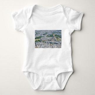 Les Invalides in Paris, France Baby Bodysuit