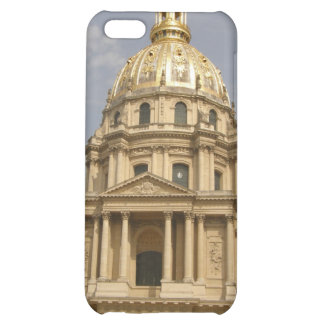 Les Invalides in Paris iPhone 5C Cover