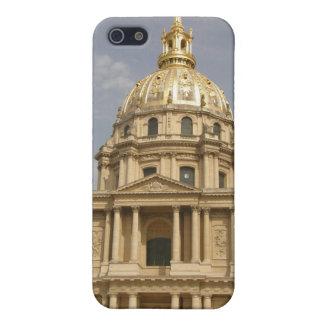 Les Invalides in Paris iPhone 5 Cases