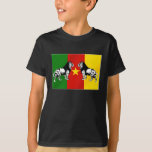 Les Lions Indomables Cameroun T Shirts