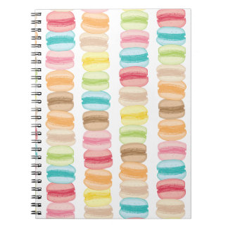 Les Macarons Notebook