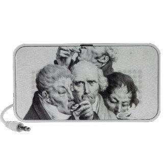 Les Mangeurs d'Huitres, 1825 Travelling Speakers