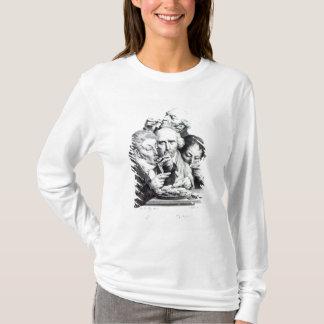 Les Mangeurs d'Huitres, 1825 T-Shirt
