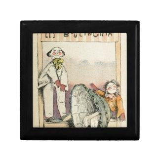 Les Marionnettes de la Vie 1890 - Le Boulingrin Gift Box