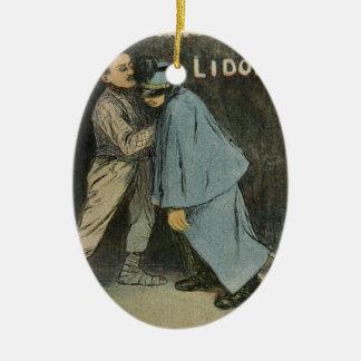 Les Marionnettes de la Vie 1890 - Lidoire Christmas Ornament