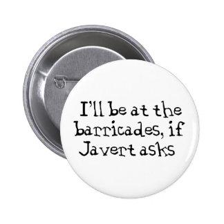 Les Miserables 6 Cm Round Badge