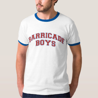 Les Misérables Love: BB Barricade Boys Shirt (Blue
