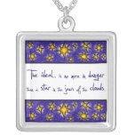 Les Misérables Love: Ideal Quote Necklace