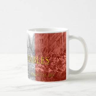 LES MISÉRABLES Mug