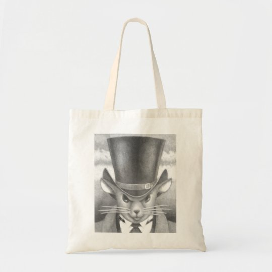 """Les Mouserables"" Mouse Book Bag"