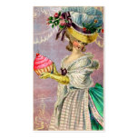 Les Petits Gateaux Marie Antoinette Cupcake & Bird Pack Of Standard Business Cards