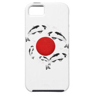Les Poissons Tough iPhone 5 Case