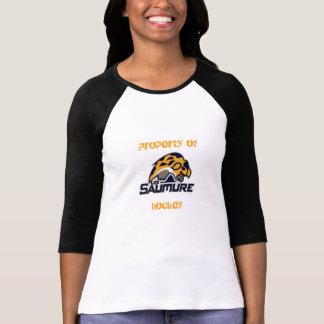 Les Saumure- Baseball T Shirt