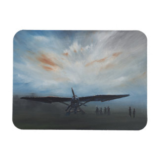 Les Secret Obscure' Lysander 2013 Rectangular Photo Magnet