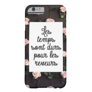 Les temps barely there iPhone 6 case