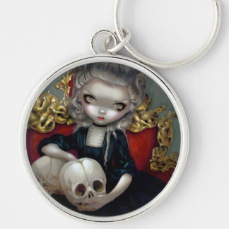 """Les Vampires: Les Crânes"" Keychain"