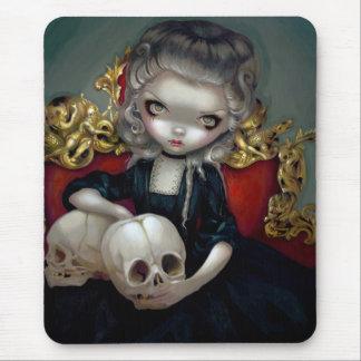 Les Vampires Les Crânes Mousepad