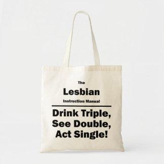 lesbian bag