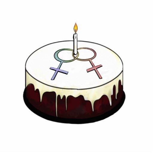 Lesbian Birthday Cake Designs